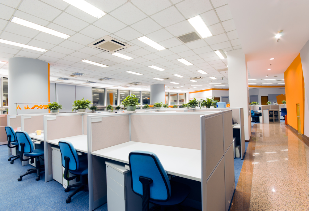 denver commercial office interior paint color suggestions