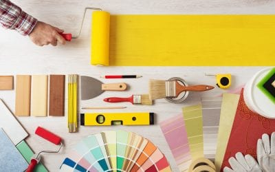 Choosing A Type Of Paint Finish For Your Space