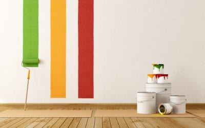Painting Walls Based On Your Personality
