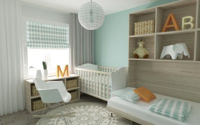 How to Choose the Right Color for Your Baby's Nursery