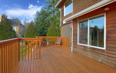 When Is the Best Time to Repaint My Wooden Deck?