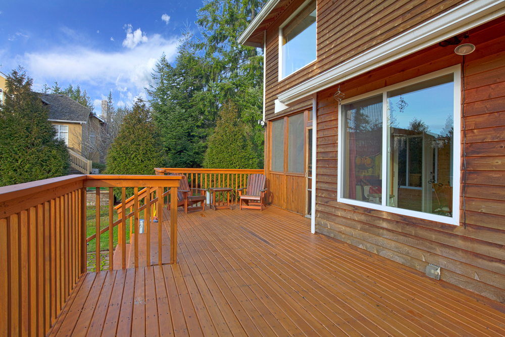 When Is The Best Time To Repaint Wooden Deck Imhoff Painting