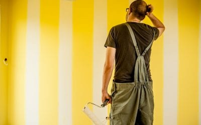 Tops Tools for an Interior Painting Project