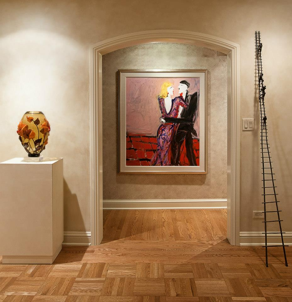 Imhoff Painting - entry