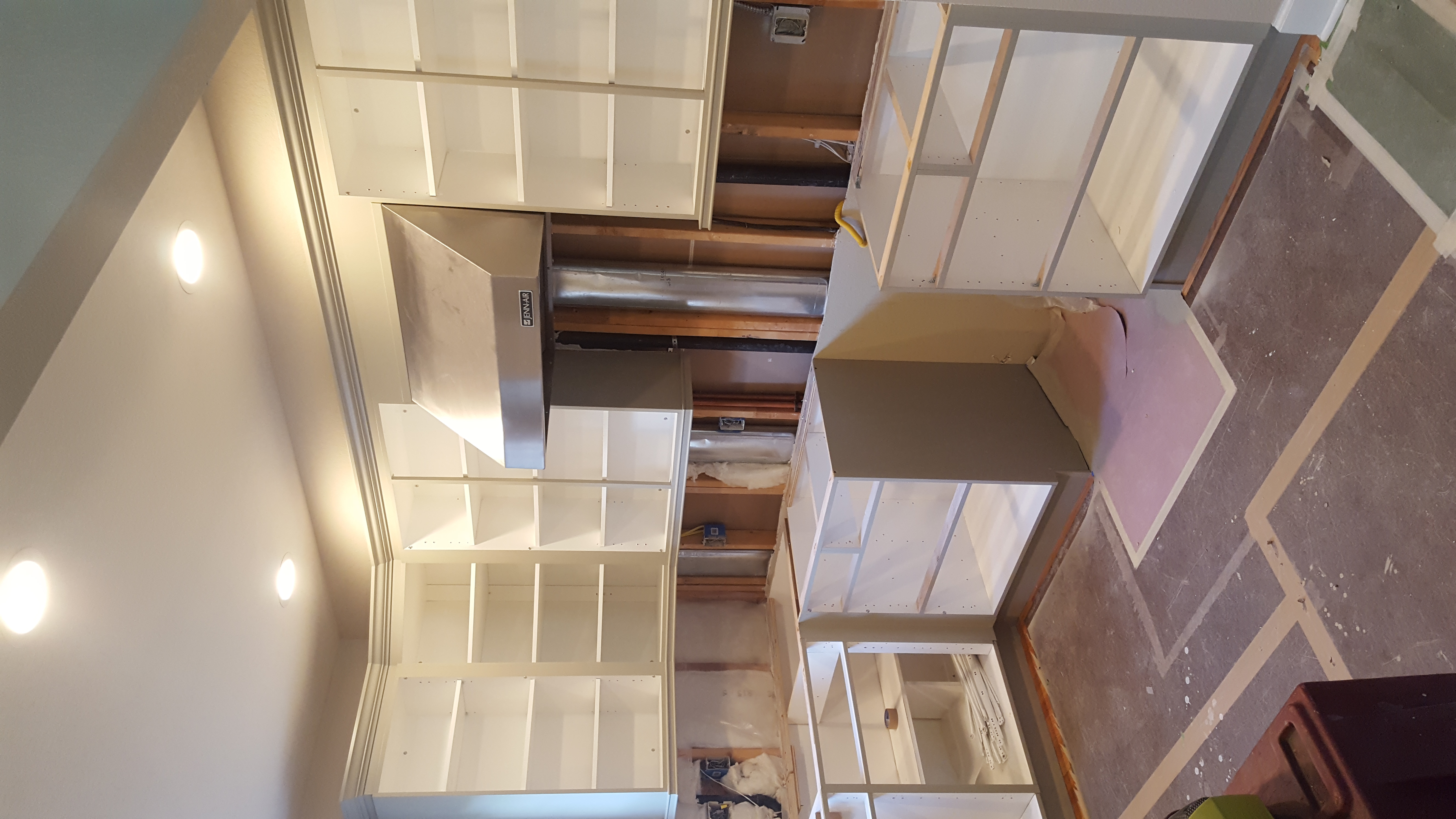Imhoff cabinets