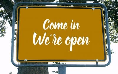 COVID-19 Update – Open for Business!
