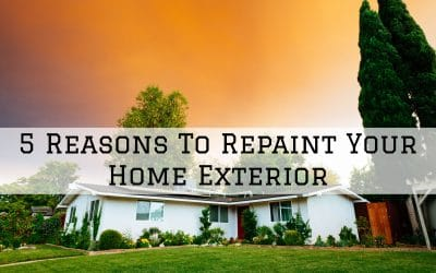 5 Reasons To Repaint Your Home Exterior in Denver Metro, CO
