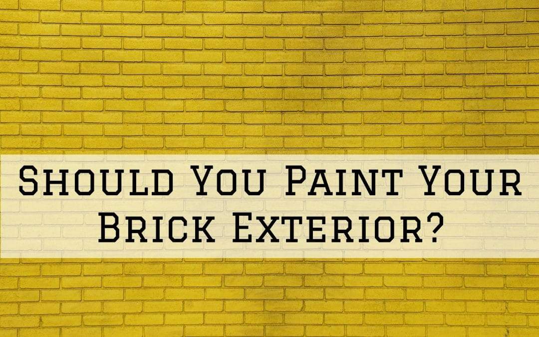 2020-04-13 Imhoff Fine Residential Painting Denver Metro CO Paint Brick Exterior