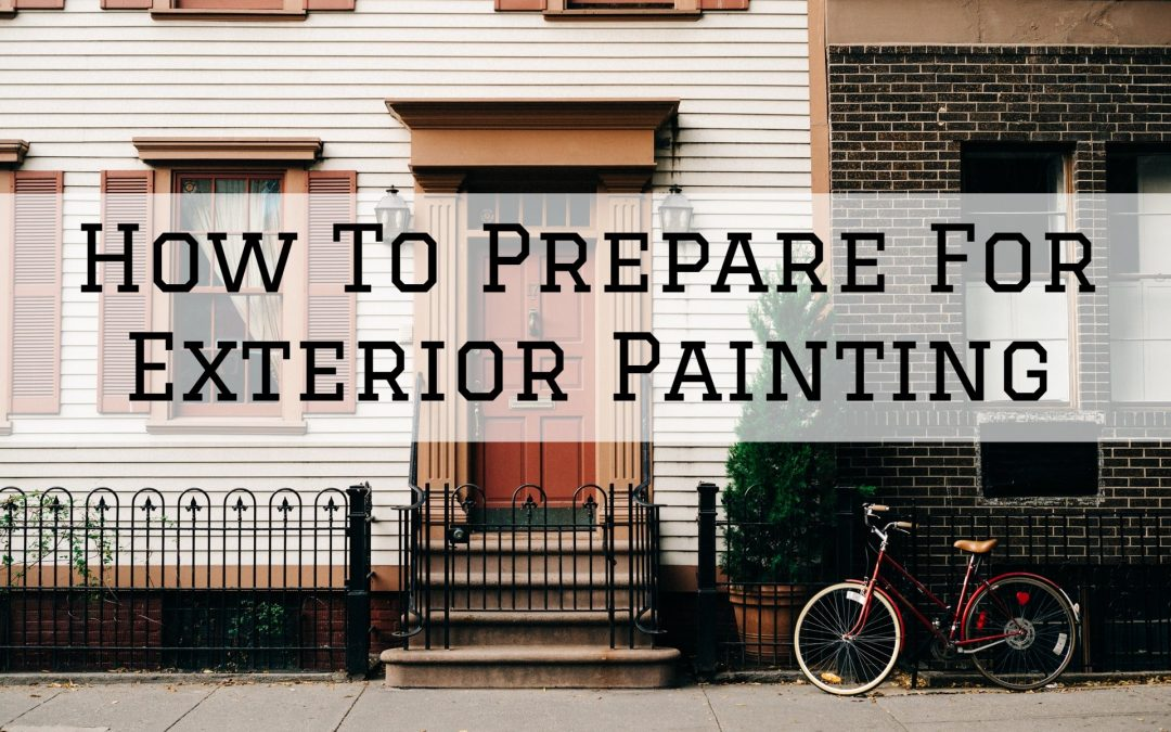 How To Prepare For Exterior Painting in Denver Metro, CO