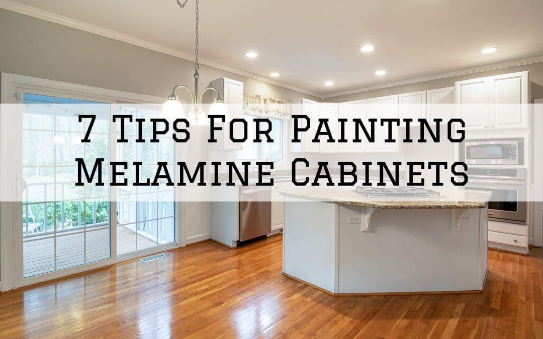7 Tips For Painting Melamine Cabinets in Denver Metro, CO