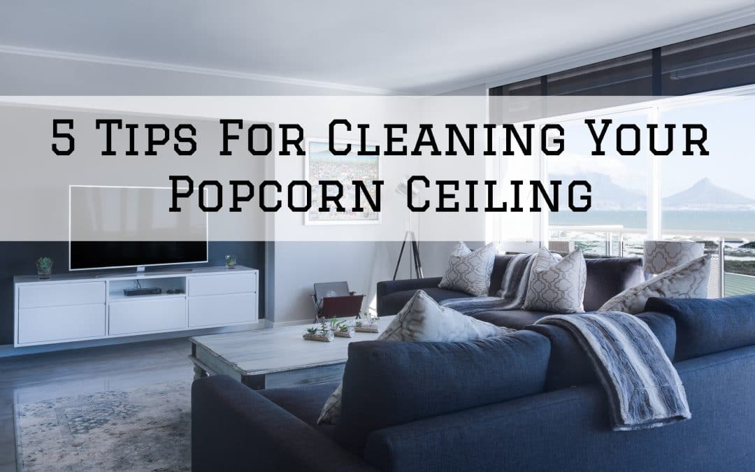 2020-11-25 Imhoff Fine Residential Painting Denver Metro CO Cleaning Popcorn Ceiling