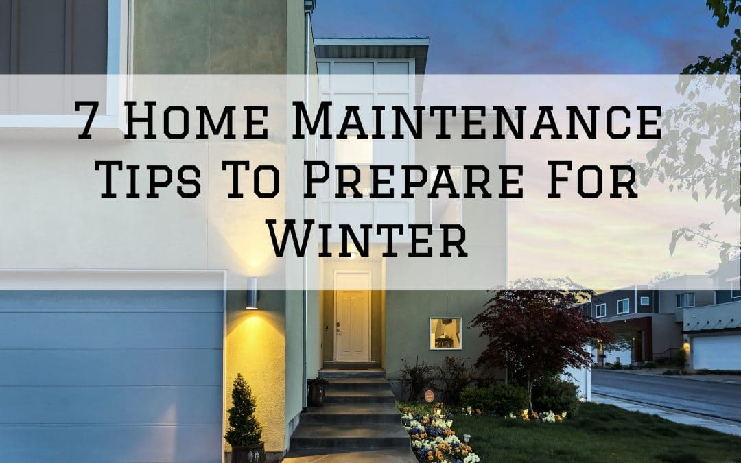 2021-01-05 Imhoff Fine Residential Painting Denver Metro CO Home Maintenance Winter