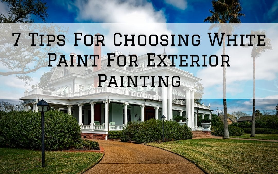 2021-02-25 Imhoff Fine Residential Painting Denver Metro CO Choosing White Paint Exterior