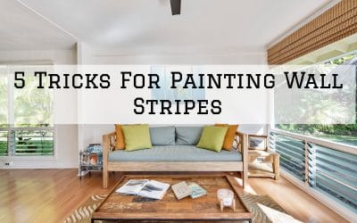5 Tricks For Painting Wall Stripes in Denver Metro, CO