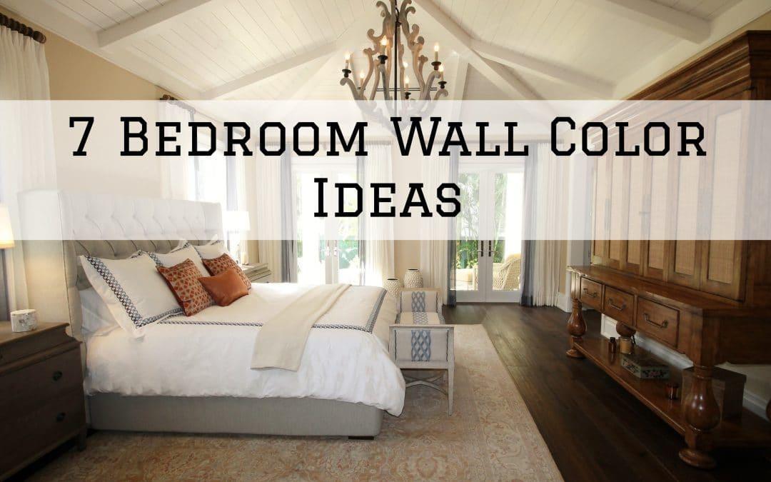 7 Bedroom Wall Color Ideas in Denver Metro, CO