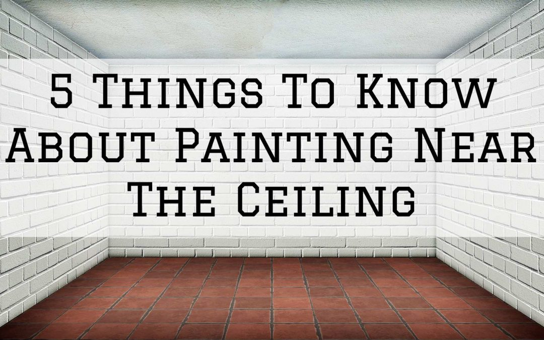 2021-06-25 Imhoff Fine Residential Painting Denver Metro CO Painting Near Ceiling